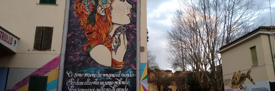Poeti e pittori anonimi der Trullo – ein anderes Gesicht von Rom